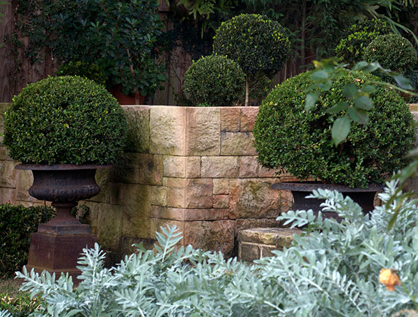 Michael cooke garden design central coast sydney for Garden designs sydney