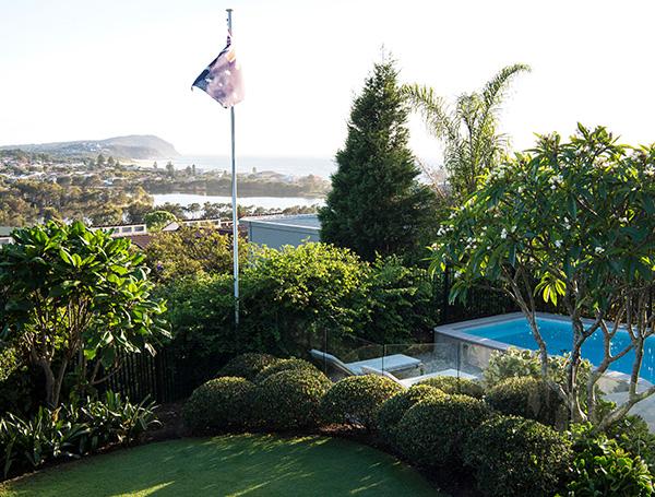 Sydney Garden Designer - Michael Cooke